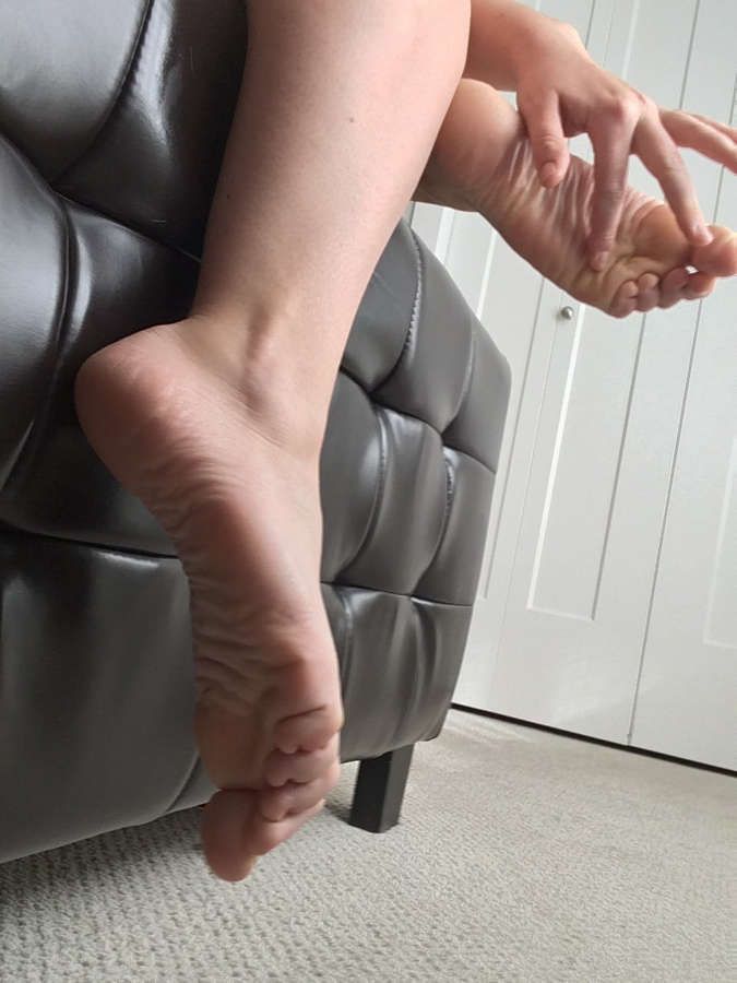 Irene Adller Feet