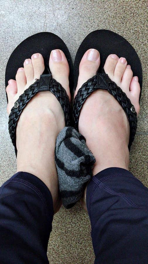 Kali Chung Feet