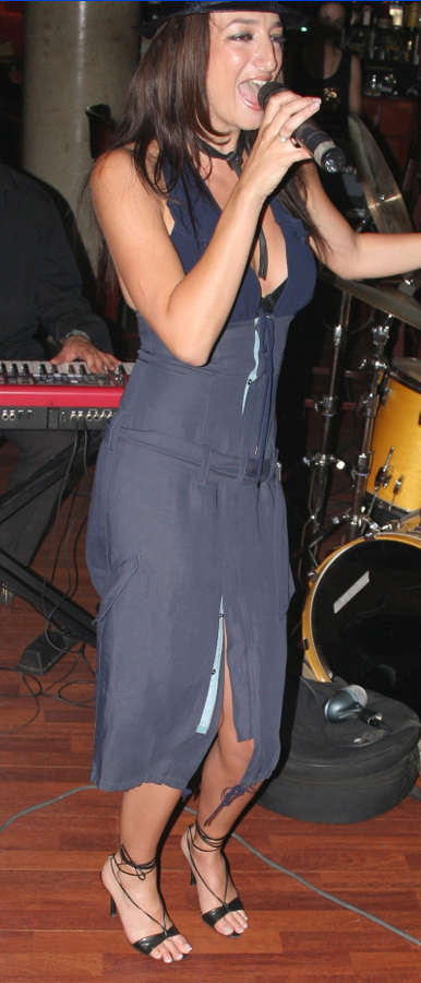 Dessy Tenekedjieva Feet