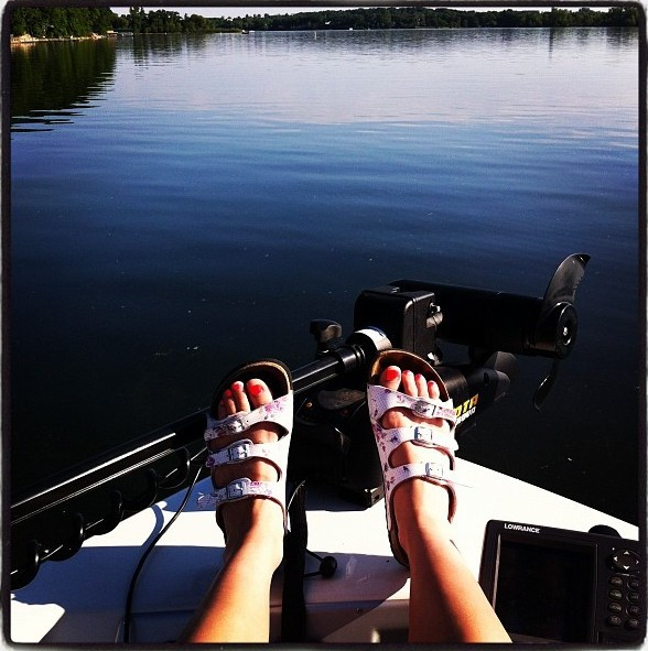 Rachel Banham Feet