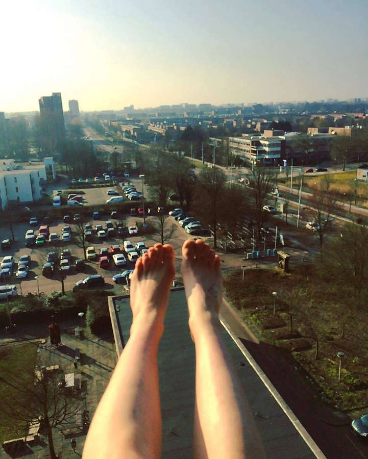 Emma Wortelboer Feet