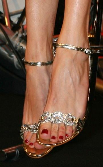 Senay Akay Feet