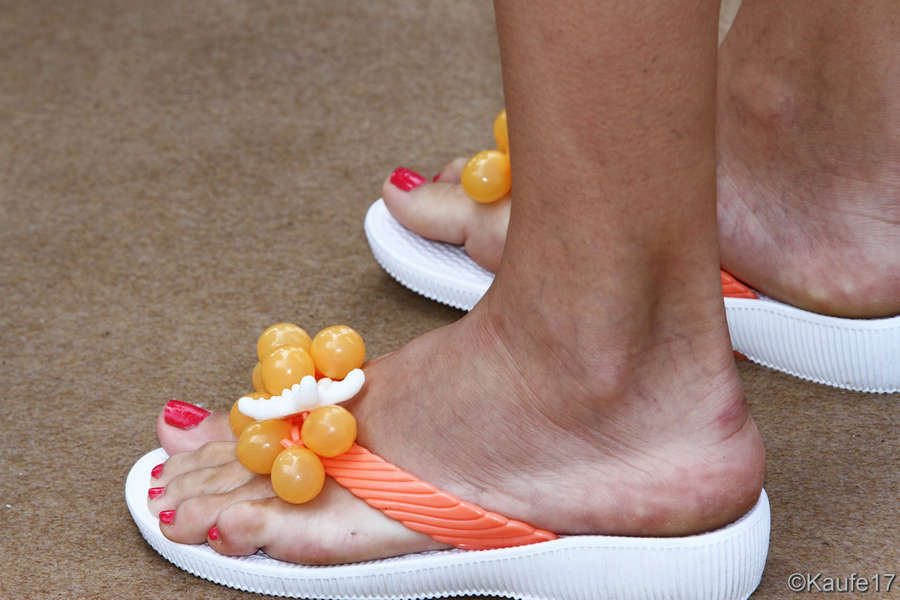 Anastasia Sokol Feet