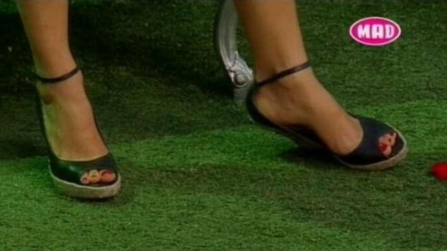Eva Thotokatou Feet