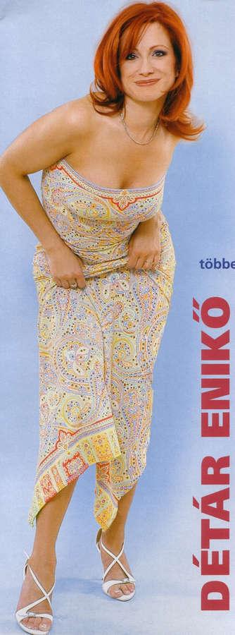 Eniko Detar Feet