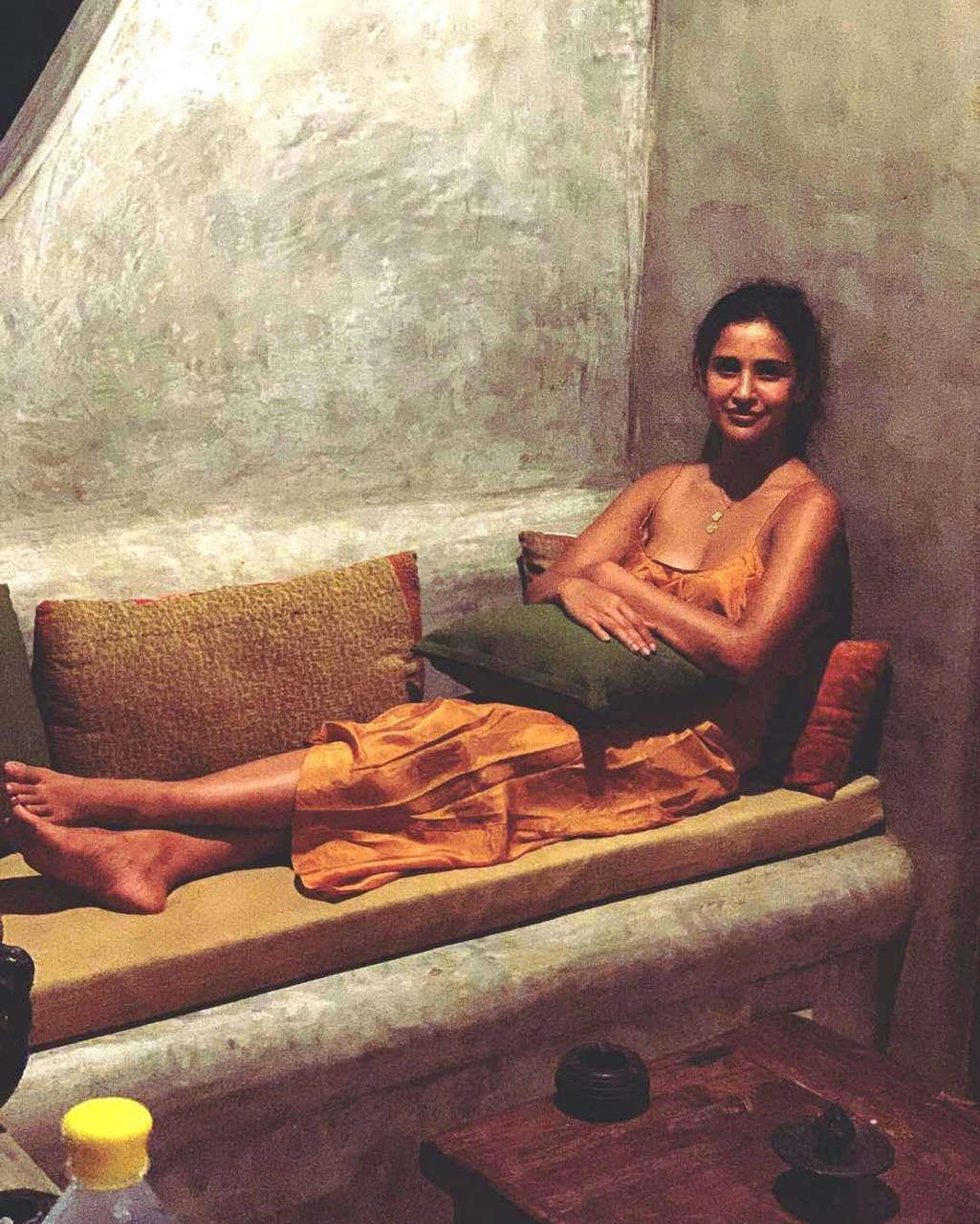 Aisha Sharma Feet