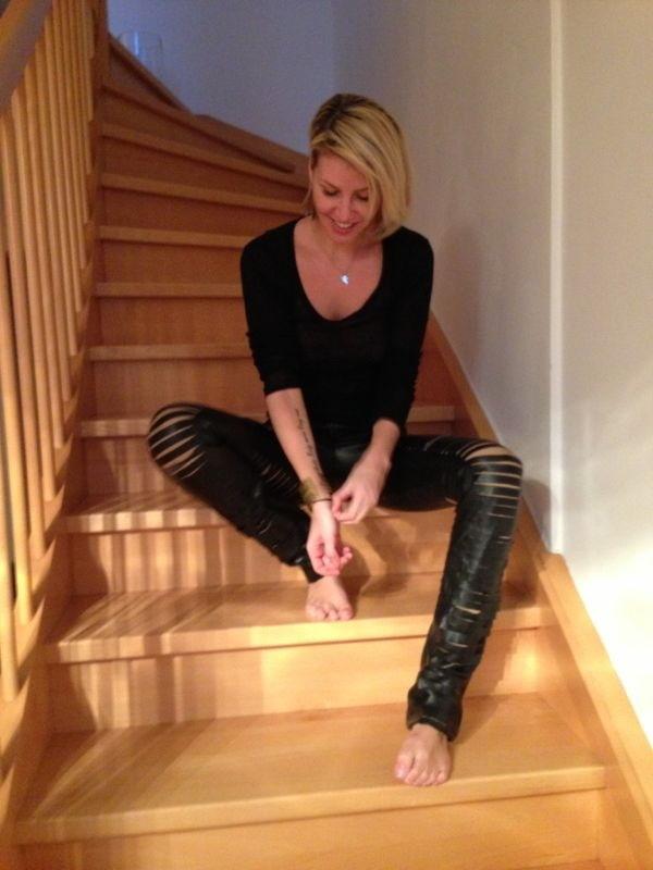 Cathy Zimmermann Feet