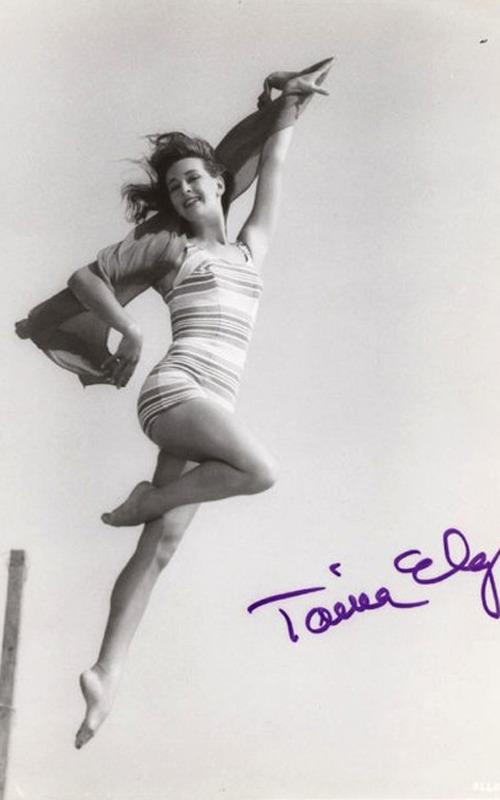 Taina Elg Feet