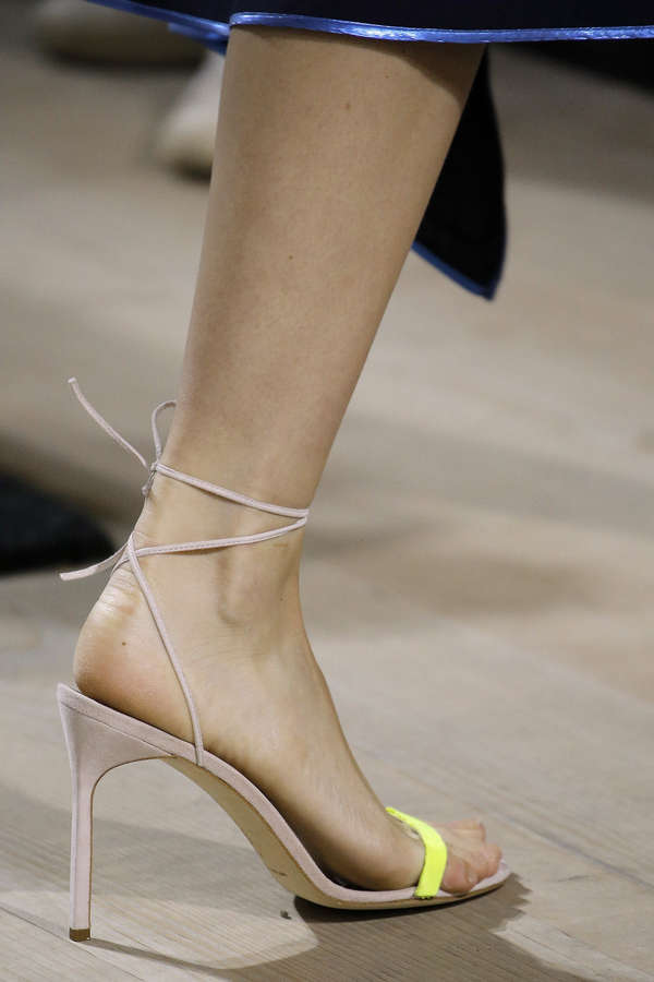 Vittoria Ceretti Feet