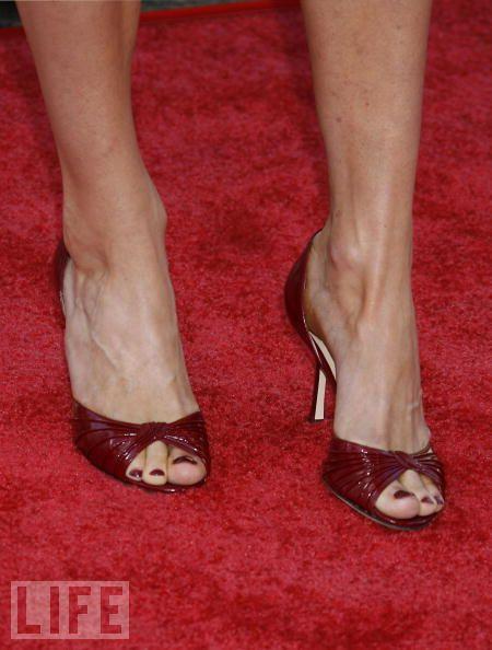 Anna Walton Feet