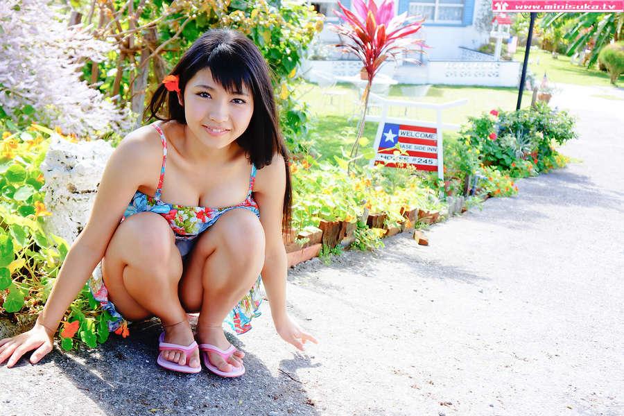Rina Nagai Feet