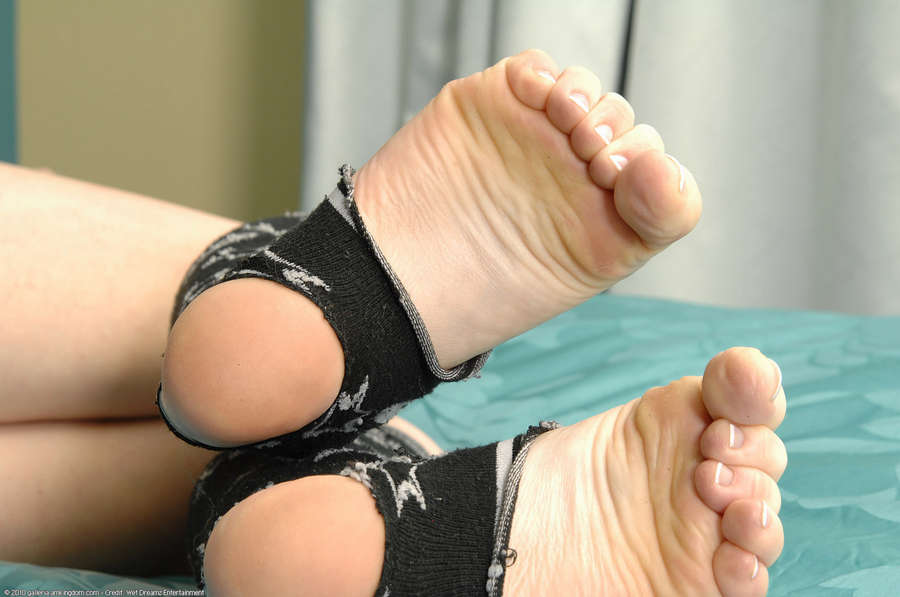 Audrey Lords Feet