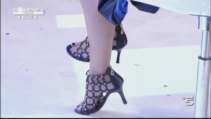 Irene Grandi Feet