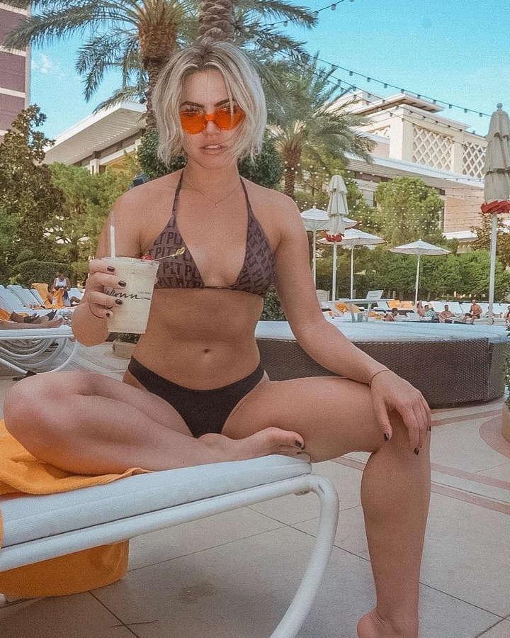 Joelle Hadjia Feet