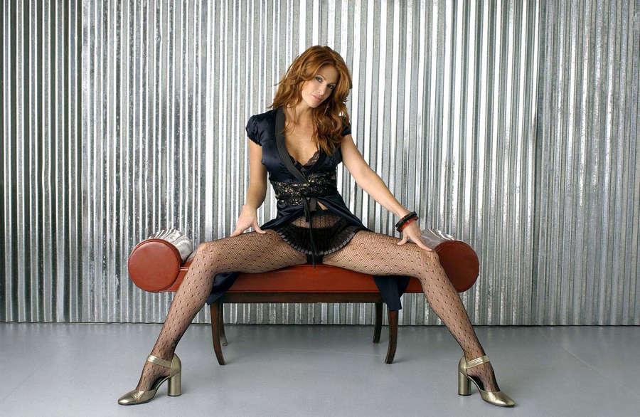 Angie Everhart Feet