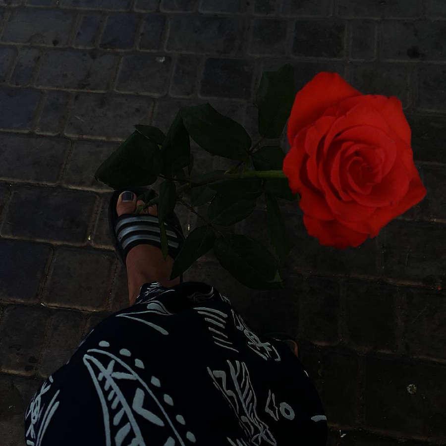 Alyona Ponomarenko Feet