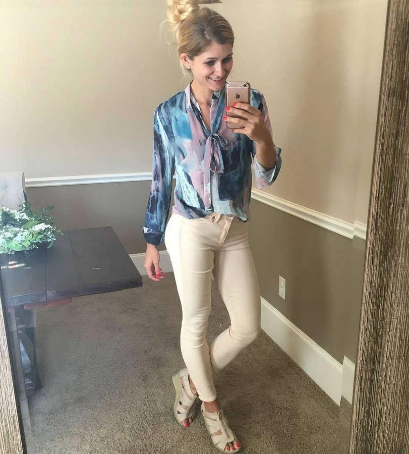 Lauren Gleisberg Feet