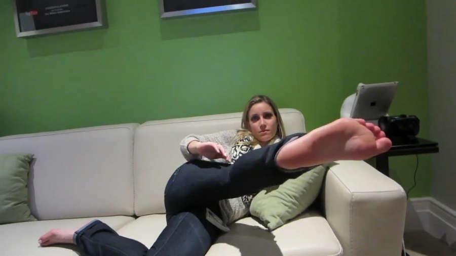Jeana Smith Feet