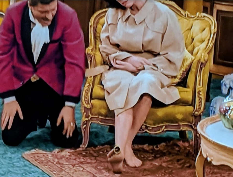 Mary Tyler Moore Feet