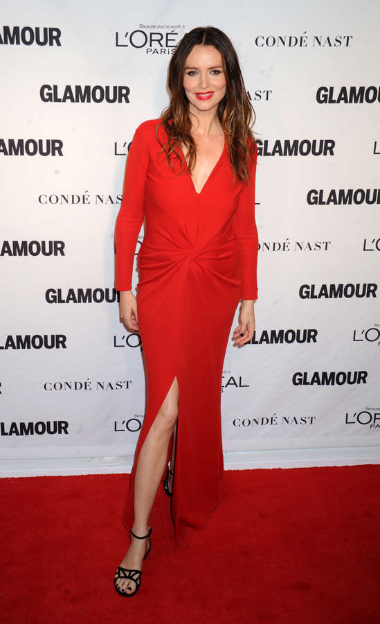 Saffron Burrows Feet