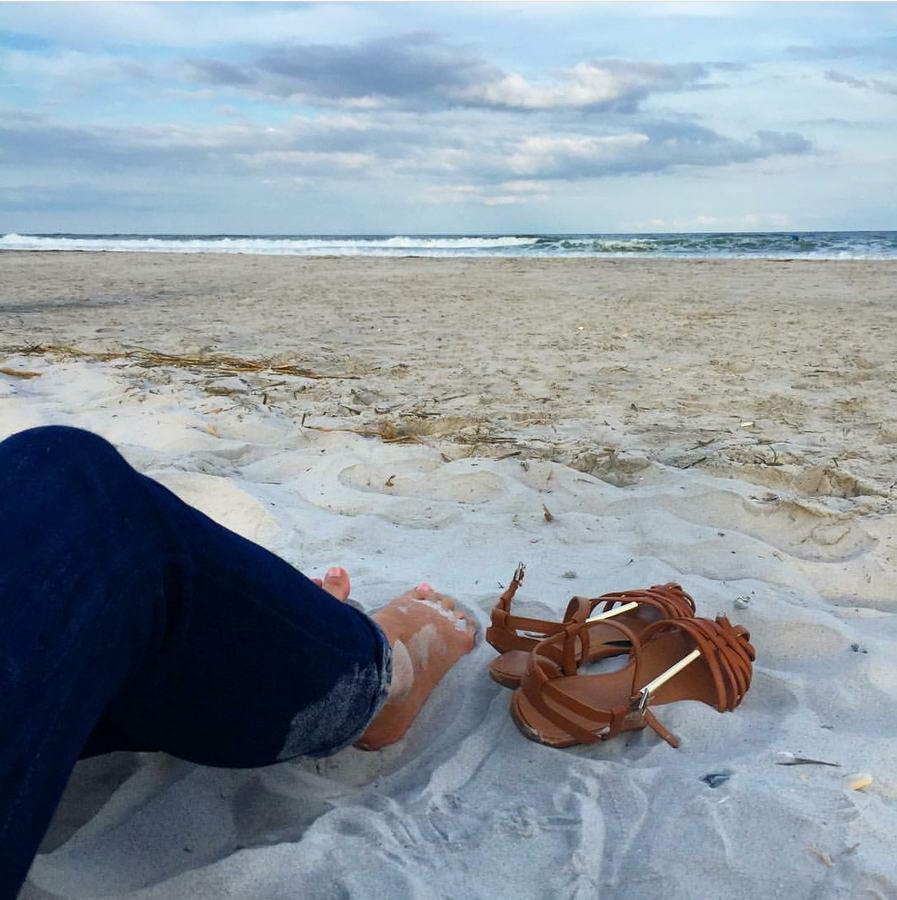 Sarah Pisciuneri Feet