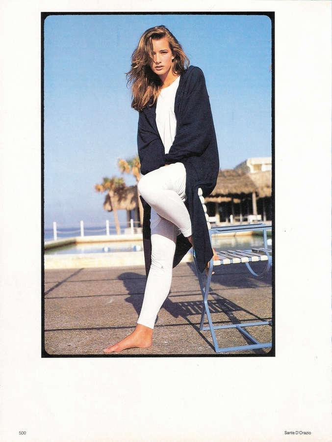 Suzanne Lanza Feet