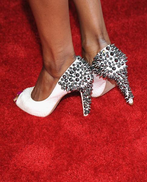 Victoria Crawford Feet
