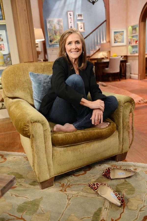 Meredith Vieira Feet