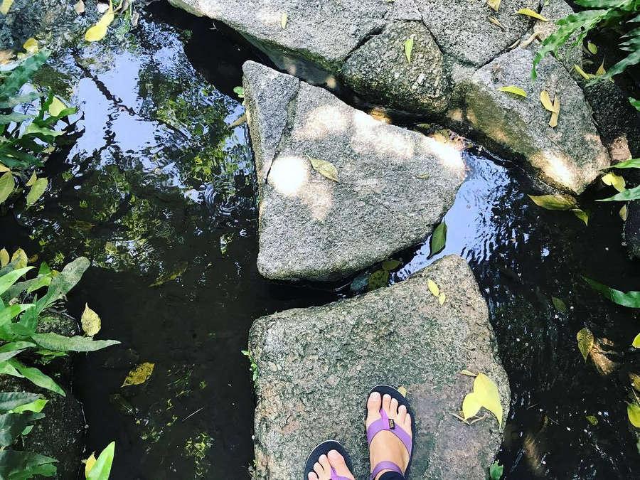 Anouk Maas Feet