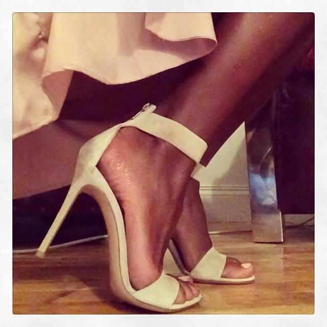 Jasmine Tookes Feet