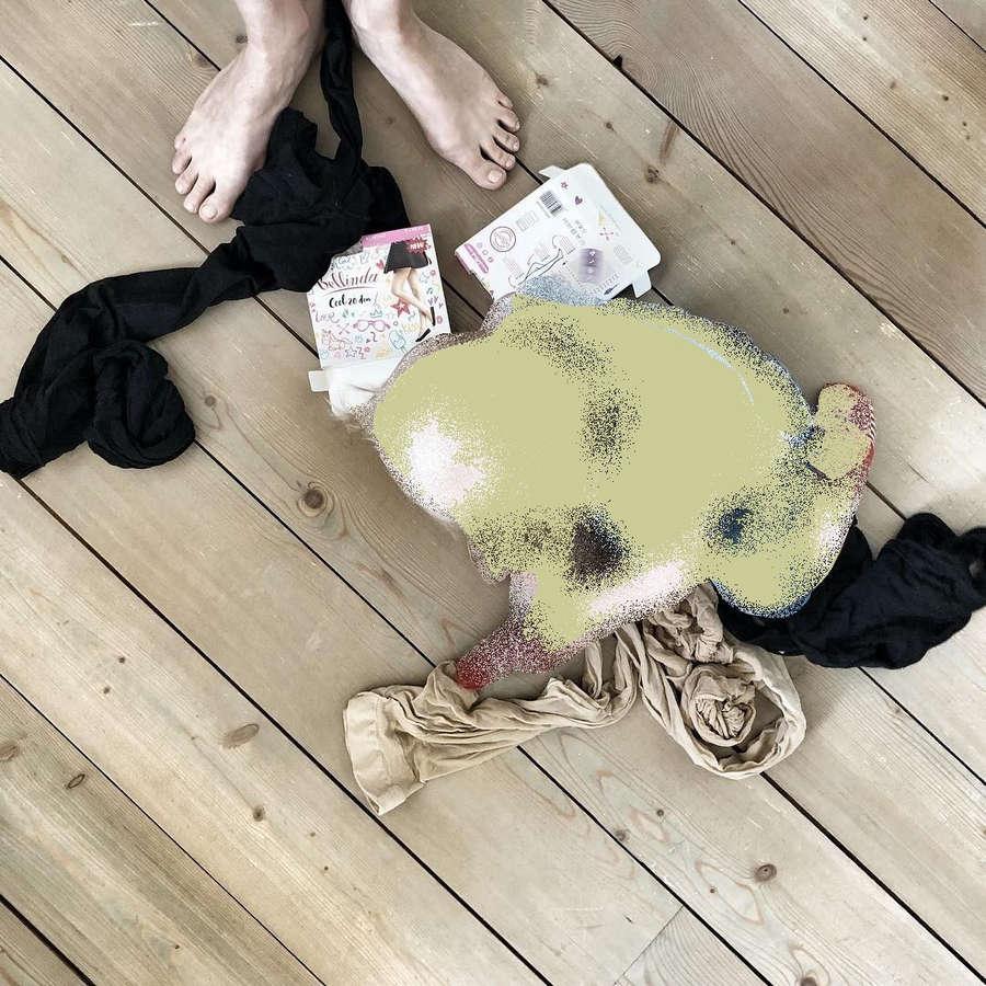 Andrea Kerestesova Feet