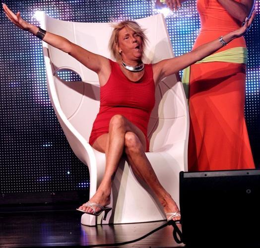 Patricia Krentcil Feet