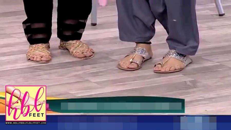Sanam Baloch Feet