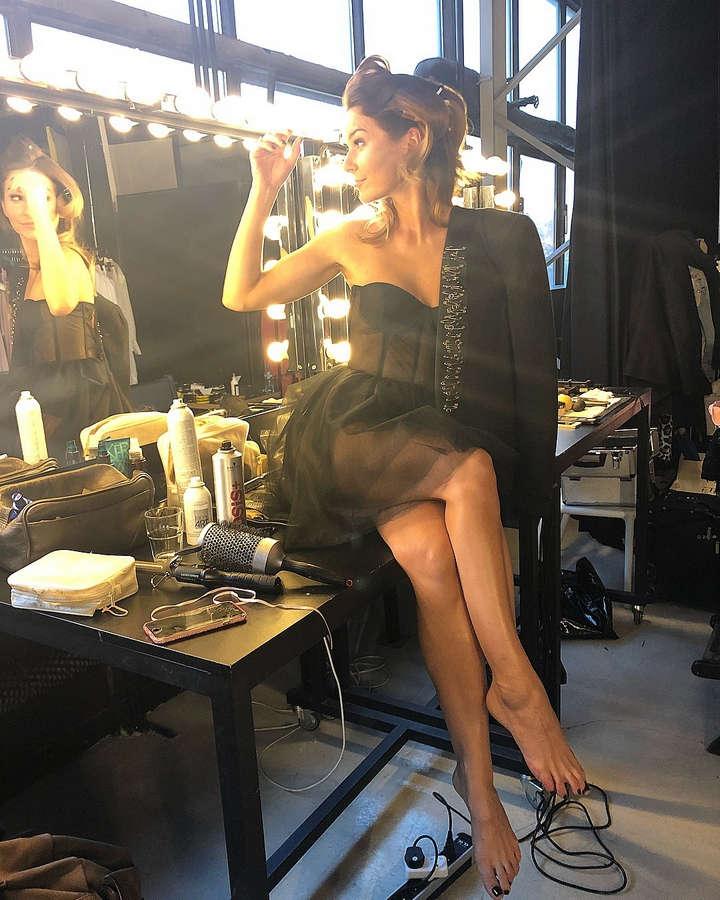 Paulina Sykut Feet