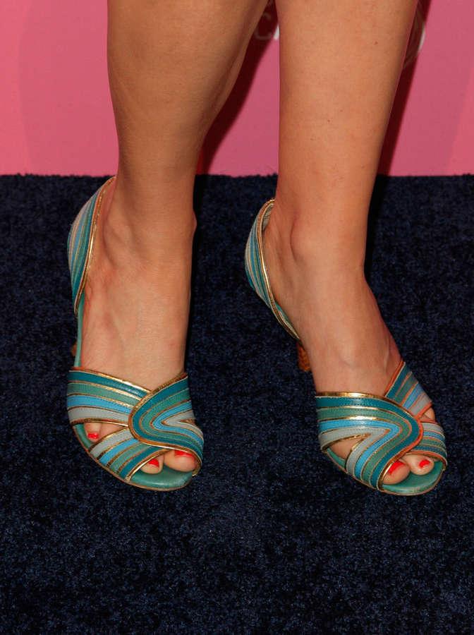 Fiona Gubelmann Feet