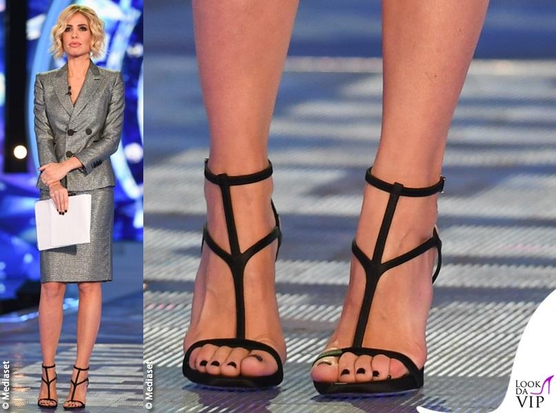 Ilary Blasi Feet