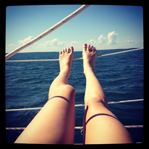 Marissa Montgomery Feet