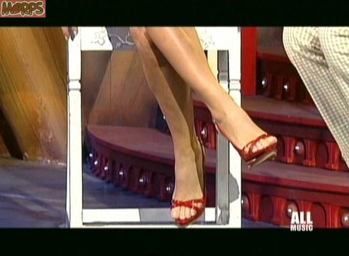 Rosy Dilettuoso Feet
