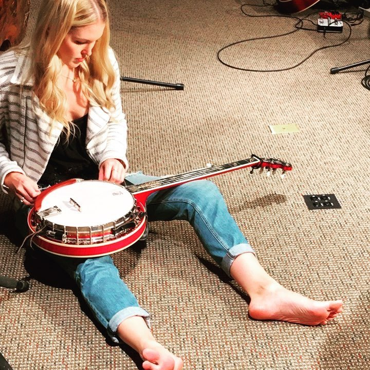 Ashley Campbell Feet