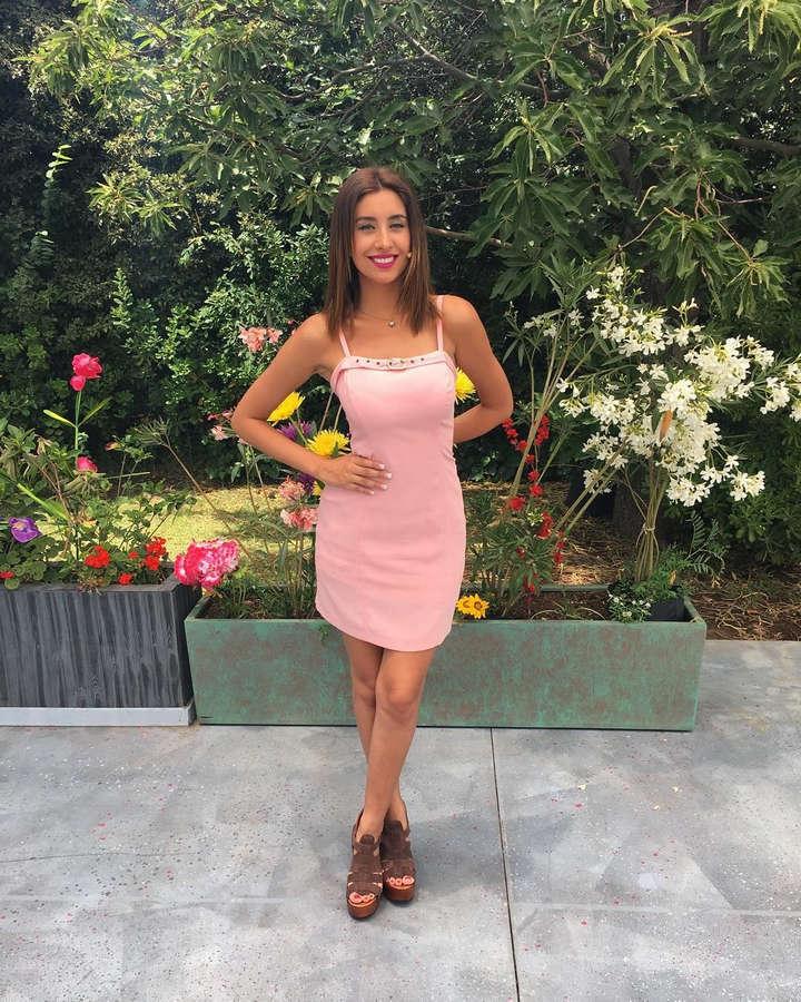 Camila Andrade Feet