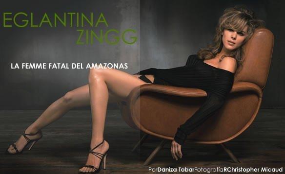 Eglantina Zingg Feet