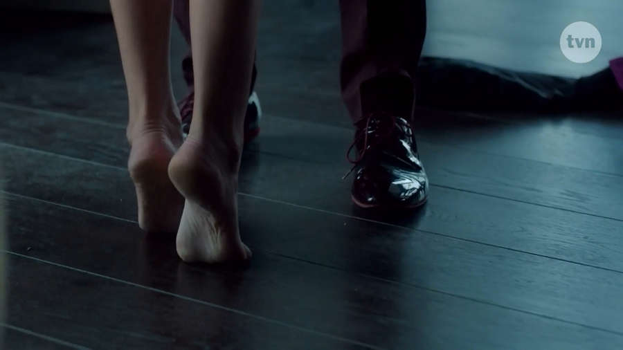 Magdalena Boczarska Feet