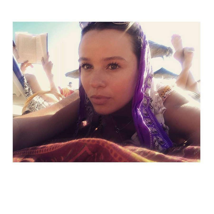 Tinna Bergs Feet