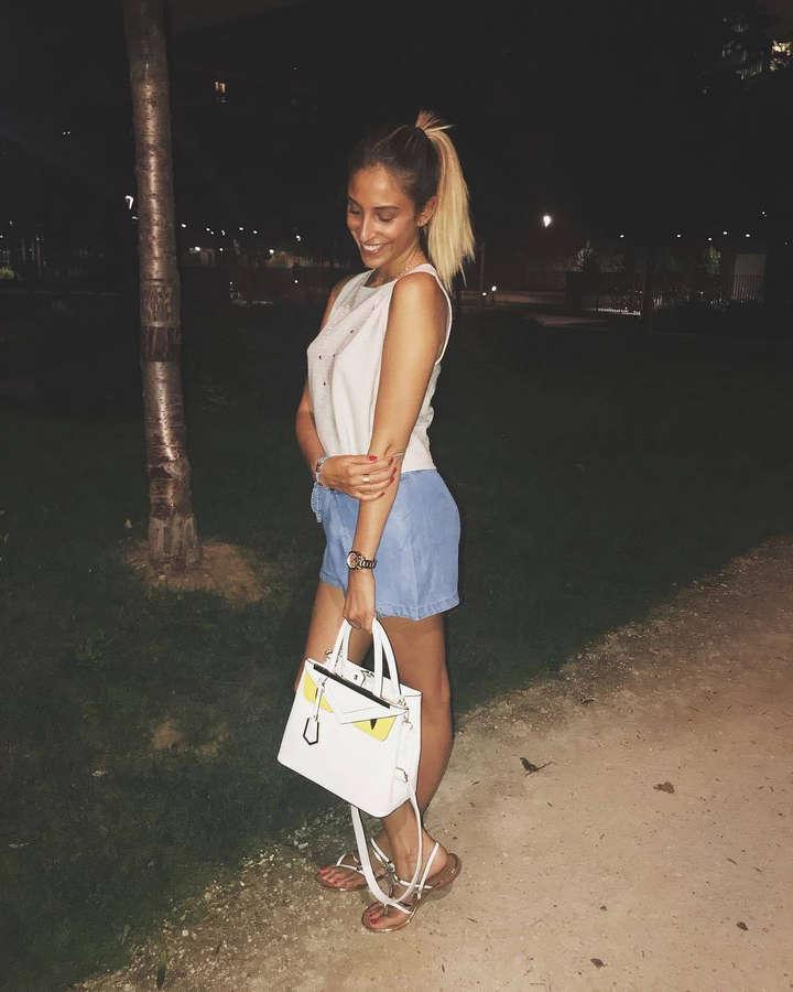 Valentina Allegri Feet