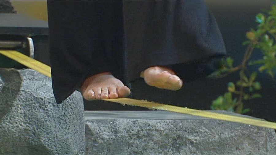 Inka Bause Feet