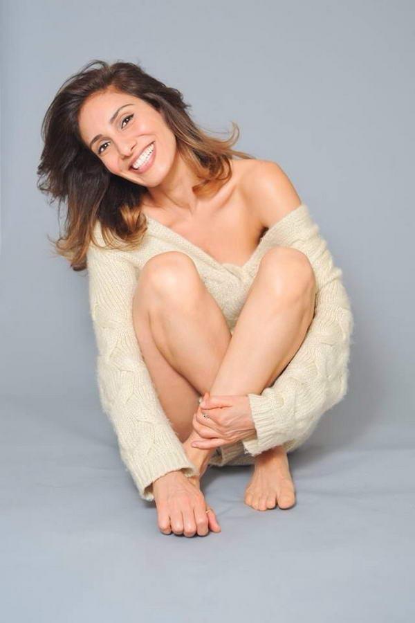 Alexandra LeMosle Feet