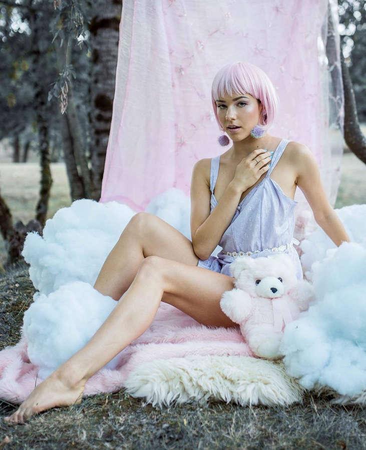 Kseniya Sovenko Feet
