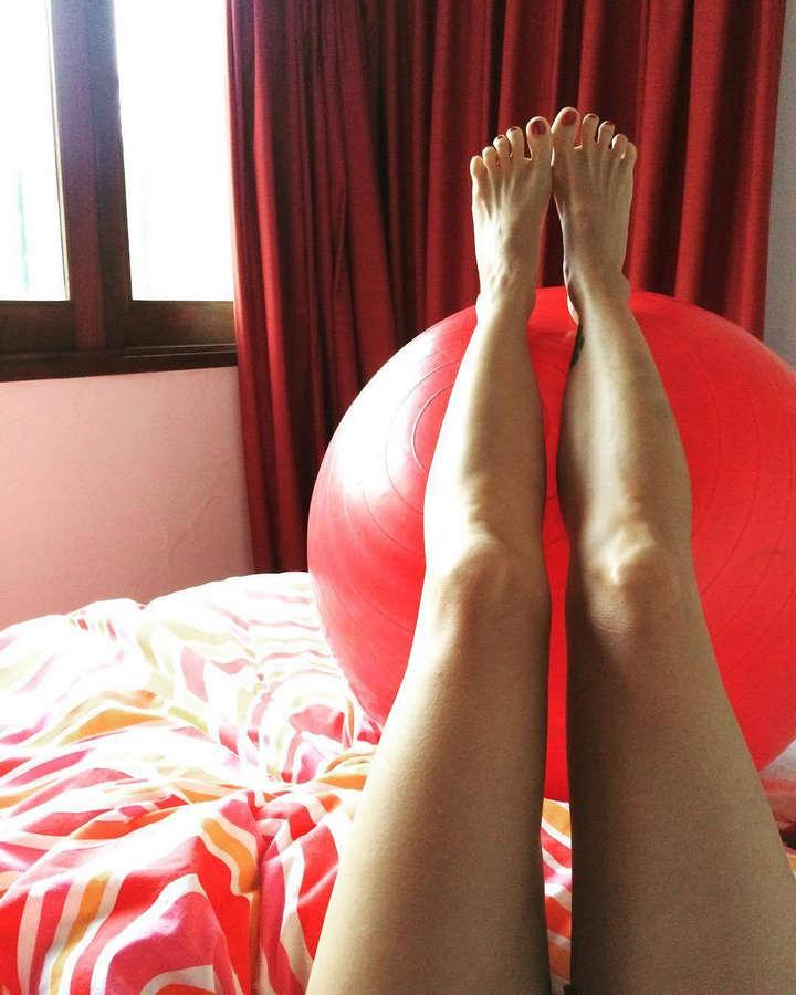 Jazmin Stuart Feet