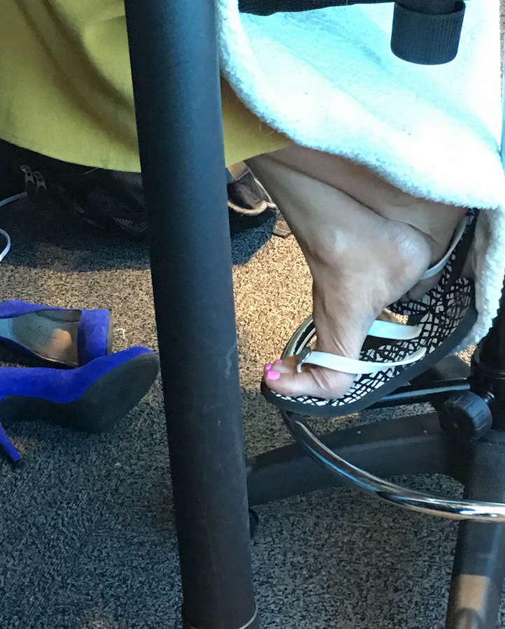 Kyle Unfug Feet
