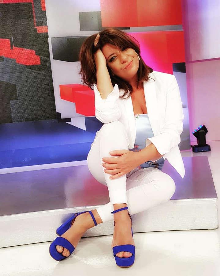 Andrea Taboada Feet